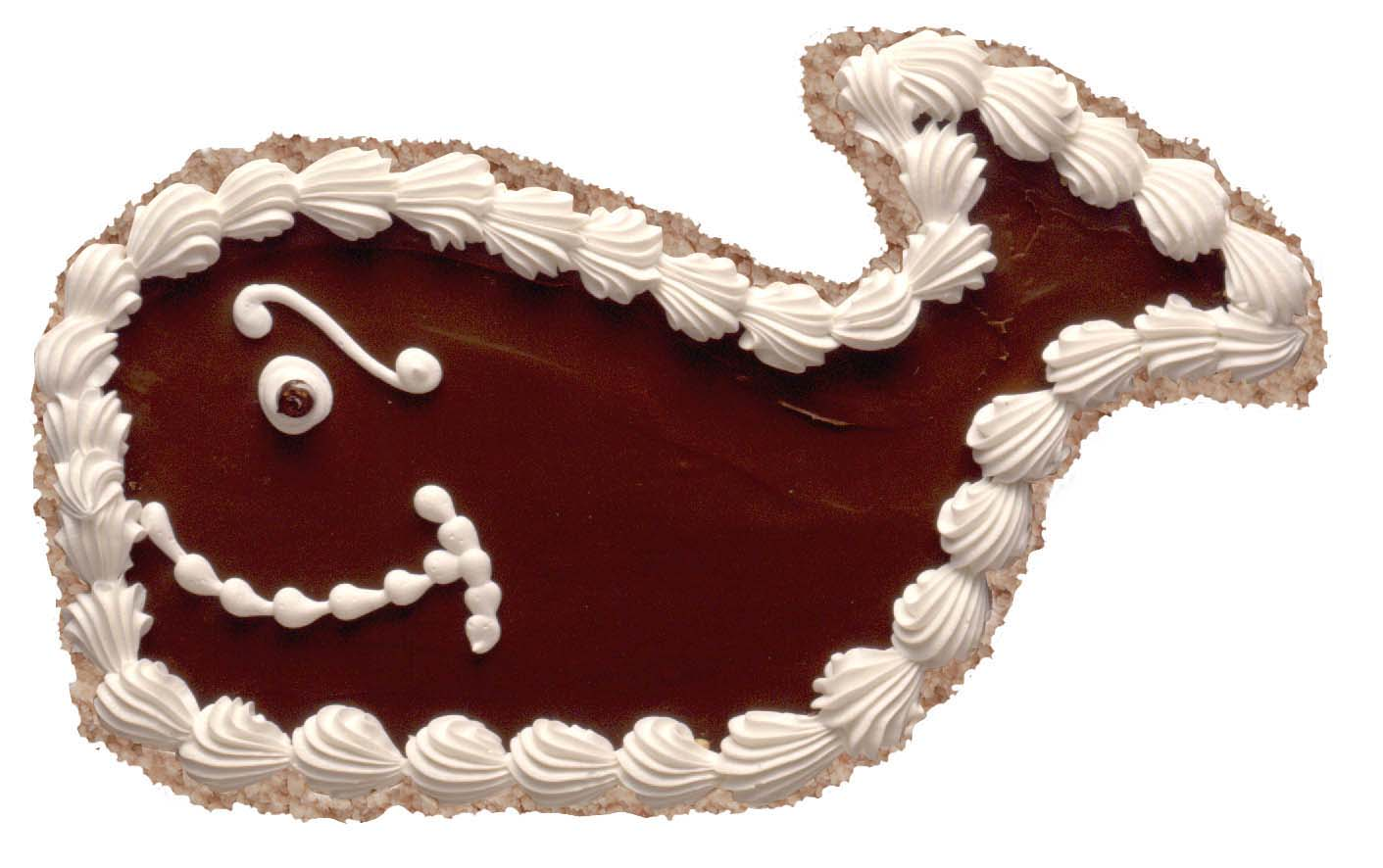 How To Make A Fudgie The Whale Cake